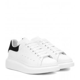 Alexander McQueen Leather sneakers P00360218 iAXZPpqc