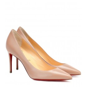 Christian Louboutin Kate 85 leather pumps P00434083 ytdry9y2
