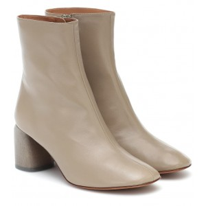 LOQ Georgia leather ankle boots P00485654 6dSmdYsA