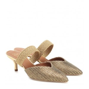 Malone Souliers Maisie woven mules P00480736 mJwsjcuv