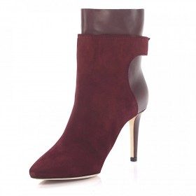 Jimmy Choo Ankle Boots Red online shopping IPWLIHI
