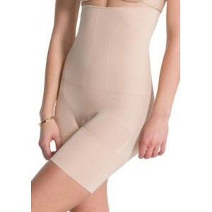 ASSETS® by Sara Blakely Flat Out Flawless Hi-Waist Mid-Thigh - FS4015 Soft Nude qr0LoUgk