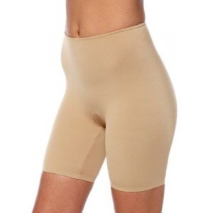 ASSETS® by Sara Blakely Flipside Reversible Firmers Mid-Thigh Shaper - 1874 Black/Very Bare gFaSq8hy