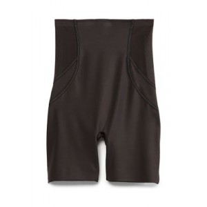 Miraclesuit® High Waist Fit and Firm Biker Shorts Black wmxqoZQf