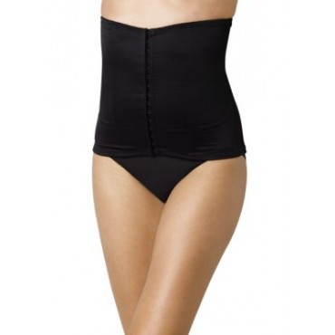 Miraclesuit® Inches Off Waist Cincher - 2615 Black zer1MS1a