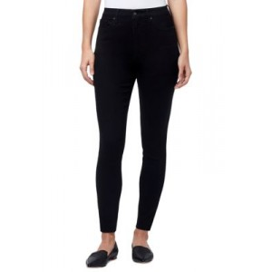 Chaps High Rise Skinny Jeans in Average Length Black wjGyruxv