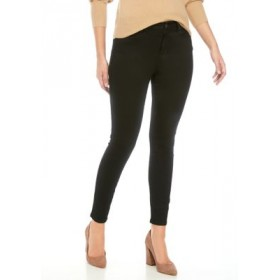 THE LIMITED Womens Mid Rise Black Skinny Jeans Black Rinse aTfwUIxy