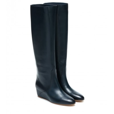 Gabriela Hearst Gustave leather knee-high boots P00428857 KHlpTafg