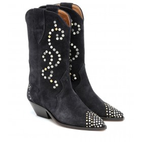 Isabel Marant Duerto suede ankle boots P00432232 YkyTBIzb