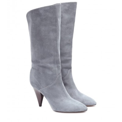 Isabel Marant Exclusive to Mytheresa – Lestee suede boots P00471702 H4R8VlMJ
