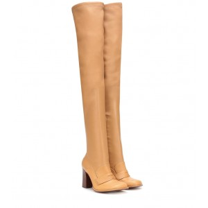 Loewe Leather over-the-knee boots P00458365 w5jnwUpT
