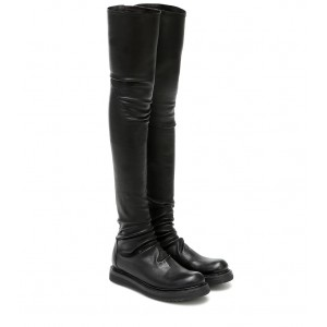 Rick Owens Creeper Stocking over-the-knee boots P00483818 yjTJQtPq