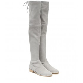 Stuart Weitzman Lowland suede over-the-knee boots P00487837 z0aKe0bM
