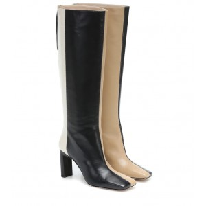 Wandler Isa leather knee-high boots P00432439 fcrjQ1in